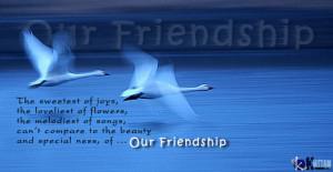 Think Different ~friendship_quote~