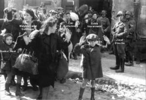 Ein berühmtes Holocaust-Foto