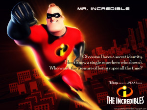 The Incredibles Syndrome Quotes And the injuries received from