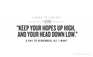 Day To Remember Quotes & Sayings