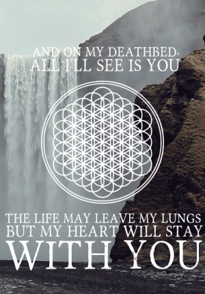 bring me the horizon lyrics | Tumblr