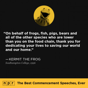 The Best Commencement Speeches, Ever