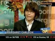 When you've lost Margaret Carlson...