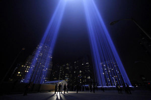 ... 11 attacks on the World Trade Center, in New York September 11, 2011