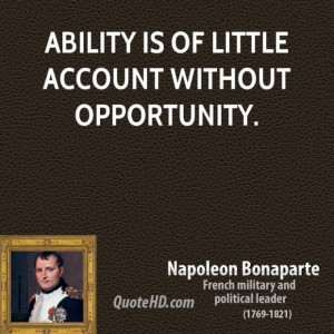 Napoleon Bonaparte Famous Quotes Napoleon bonaparte quote
