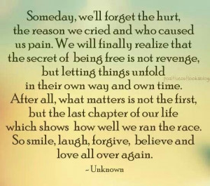Forgive forget quote words