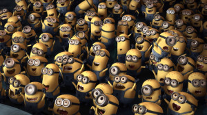Minions Despicable Me 2 Background HD Wallpaper Minions Despicable Me ...
