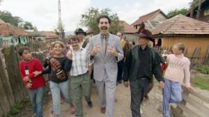 """Borat in """"Kazakhstan"""""""