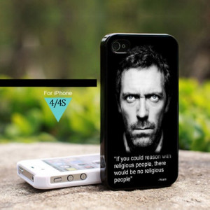 quotes stupidity dr house religion hugh laurie house md M MQL0174