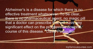 Top Quotes About Alzheimer Disease