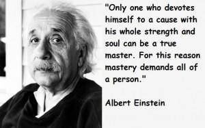 Albert einstein famous quotes 3