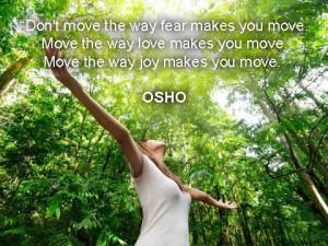 osho+quotes   Osho Joy Quote