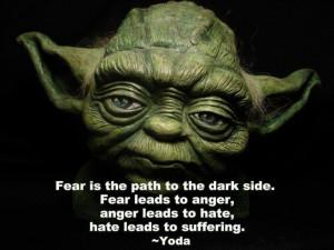 Yoda, a wise creature~!