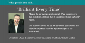 Click here to see a video testimonial.