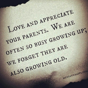 ... Your Parenting, Parenting Get Older Quotes, Inspiration Quotes