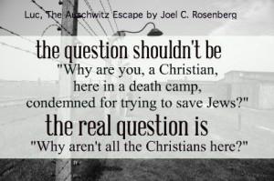 The Auschwitz Escape (Joel C. Rosenberg) - A Christian Review