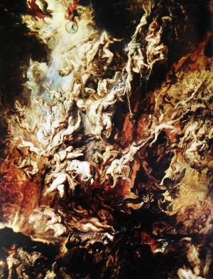 Peter Paul Rubens The Fall...