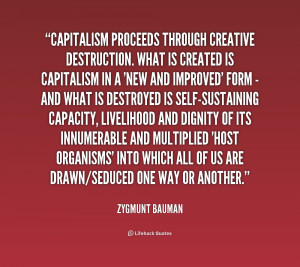 Quotes About Capitalism