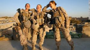 Women in combat a dangerous experiment
