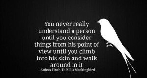 Hey John! atticus finch is played by a man named Gregory Peck, who ...