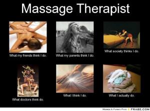 Massage Therapist Meme