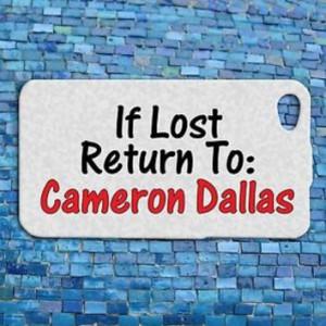Cameron Dallas Funny Quotes