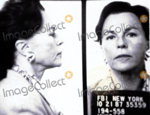 Bess Myerson Mug Shot Supplied by Globe Photos, Inc.