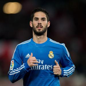 Real Madrid Isco Alarcon