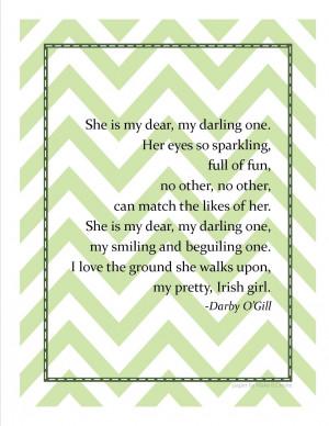 Irish Girl Sayings