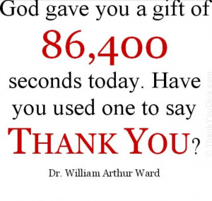 Thank God today & always! / Bible In My Language