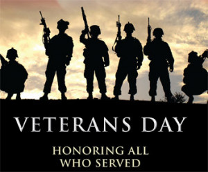 Thank You - Veterans Day 2011