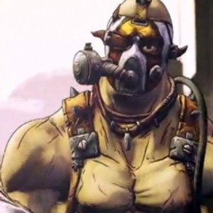Game Movies Borderlands 2 Krieg The Psycho Character Reveal Trailer