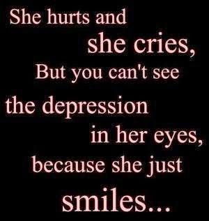 depressing quotes below are some depression hurts depressing quotes ...
