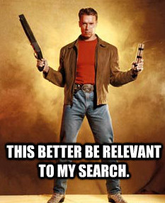 What PPC Marketers Can Learn From Arnie One-Liners - Acquisio