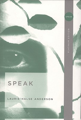 essays on the book speak by laurie halse anderson Probably best known for her novel speak, laurie halse anderson has won college articles college essays educator of the year heroes of the book and.