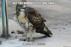 Iowa Hawkeyes Funny Memes
