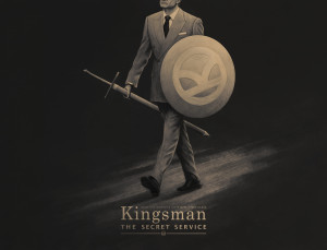 Gentleman Knight - Kingsman by ZettMirco