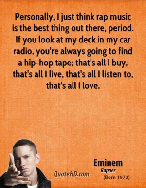 Eminem Music Quotes Quotehd