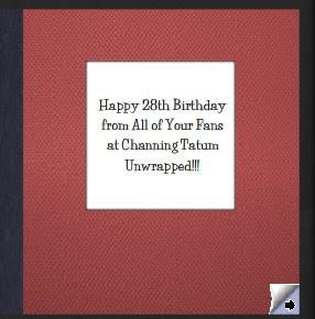 Happy 28th Birthday Ctu news: happy 28th birthday,