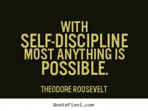 Self-Discipline quote #2
