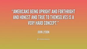 John Lydon Quotes