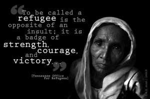 quote: Refugee Quotes, Refugee Women, Refuge Quotes, Quotable Quotes ...