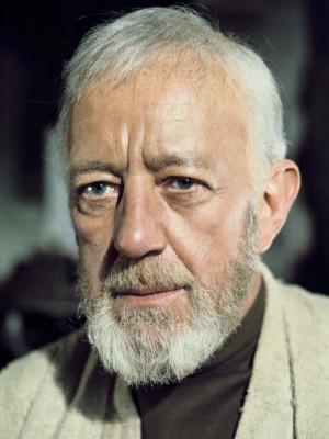 Obi-Wan Kenobi dans l' épisode IV