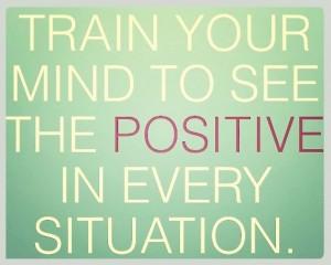 succesful people are positive