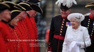 Inspiring Queen Elizabeth II of the United Kingdom Quotes