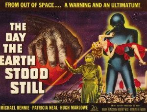 The Day the Earth Stood Still (1951) - A Warning from Space