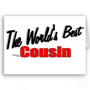 you are best cousin