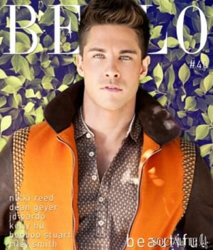 Dean Geyer Covers Bello Mag!