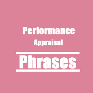 Performance Evaluation Phrases