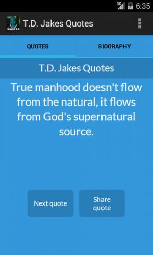 Jakes Quotes - screenshot